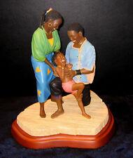 """Thomas Blackshear's Ebony Visions """"Tickle, Tickle"""" Figurine NIB"""