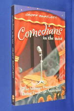 COMEDIANS IN THE MIST Geoff Bartlett ~ PAUL MCDERMOTT DAAS BOB DOWNE GREG FLEET