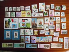 Rare lot collection thematic stamps of good quality. Theme: Sport with rare