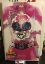 Power Rangers #0 Pink Ranger Cover Near Mint