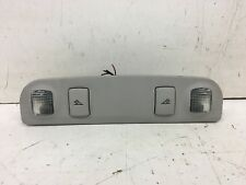 AUDI A4 B7 2004-08 INTERIOR ROOF REAR READING LIGHT SWITCH PANEL 8E0947111A