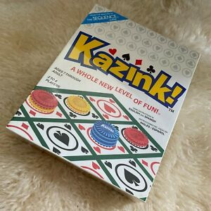Brand New Kazink! Board Game