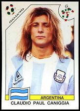 Italia '90 Claudio Paul Caniggia #225 World Cup Story Panini Sticker (C350)