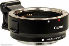 Adaptadores lentes y monturas para cámaras Canon
