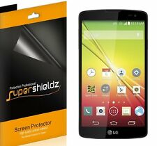 6X Supershieldz HD Clear LCD Screen Protector Shield Cover Saver For LG Tribute