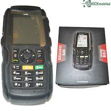 BNIB SONIM XP5560 BOLT 256MB FACTORY UNLOCKED BLACK IP68 TOUGH PHONE 3G OEM NEW