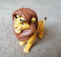 Disney Lion King Simba Adult Figure Toy Walking Play learn Fun New!