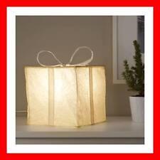 "New IKEA STRALA Table decoration, light box 8 "" - FAST FREE SHIPPING !!!"