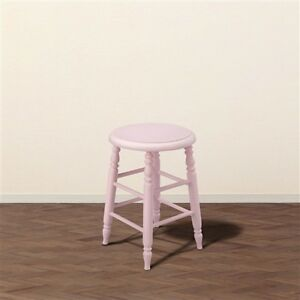 Francfranc H450 Puller de Stool LOW Pink Benches & Chair Furniture