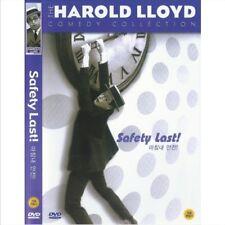 Safety Last! (1923) DVD - Harold Lloyd (New & Sealed)