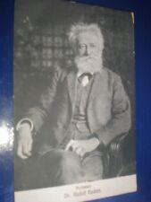 More details for old postcard germany philosopher rudolf eucken c1910s