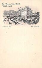 746) COMO, GRAND HOTEL PLINIUS.