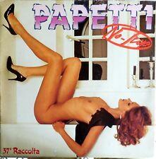 VINILE LP 33 GIRI RPM FAUSTO PAPETTI NO STOP 37 RACCOLTA MSAL77437 1983 ITALY