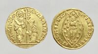 VENEZIA - PAOLO RENIER 1779-1789 -AU/ ZECCHINO  oro gold