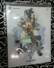 Kingdom Hearts II La Guía Oficial De Piggyback Para Sony PlayStation 2 Ps2 Nueva