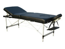 "Brody Massage Xl 5"" Thick Foam 32"" Wide Portable Aluminum Massage / Facial Table"