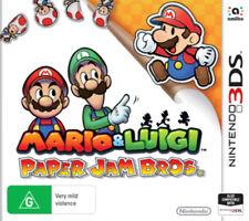 Mario & Luigi Paper Jam Bros 3DS Game NEW