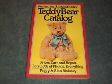 The Teddy Bear Catalog by Peggy Bialosky and Alan Bialosky (1983, Paperback,...