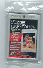 Ultra Pro ( 25 Box )1 Touch 35pt Rookie UV Magnetic Holder One Touch