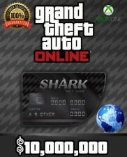 Grand Theft Auto Online Xbox One: Megalodon Ultra Shark Cash - 10.000.000