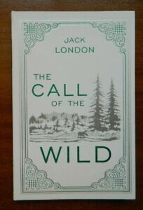 The Call of the Wild by Jack London 2018 Paper Mill Press suede cover