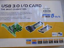 Monoprice 2-Port USB 3.0 PCMCIA CardBus ExpressCard