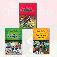 Enid Blyton The Magic Faraway Tree 3 books Collection Paperback English