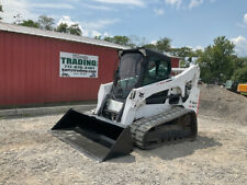 2016 Bobcat T770 Compact Track Skid Steer Loader With Cab 2spd Only 2500hrs