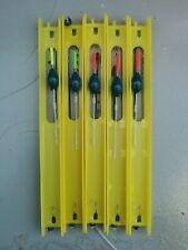 5 X slapper shallow pole rigs 0.2g banded   Handmade With Guru Maver Preston