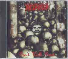 Metanoia-Don't Walk Dead CD Christian Death Metal  (Brand New Factory Sealed)