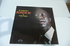 LE SEIGNEUR ROCHEREAU A L'OLYMPIA LP AFRICAN FRENCH . MOUSSA.