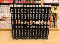 BLACK BUTLER 1-13 Manga Collection Complete Set Run Volumes ENGLISH RARE