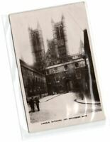 1 postcard England Leicestershire Lincolnshire Lincoln Cathedral