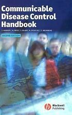 Communicable Disease Control Handbook by Jeremy Hawker, Norman Begg, Ralf...