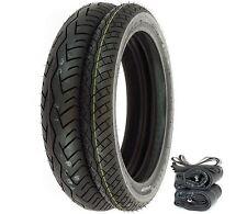 Bridgestone BT-45 Tire Set - Honda CB350/400F CL360 - Tires Tubes and Rim Strips