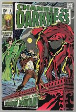 CHAMBER OF DARKNESS #3 JOHN BUSCEMA ART