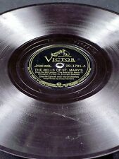 Victor 20-1791 Charlie Spivak BELLS OF ST. MARY'S / CRY ON SOMEBODY ELSE'S 78 V+