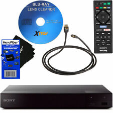 Sony Smart 3D 4K UHD Upscaling Blu-Ray DVD Player w/ WiFi & Bluetooth | BDPS6700