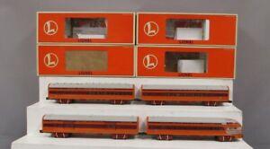 Lionel 6-19184 Milwaukee Passenger Set 4-Pack LN/Box