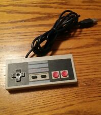 000 NES Nintendo Controller Old School Look USB Gamepad