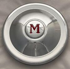 Morris Minor 1000 Chrome Hub Cap.