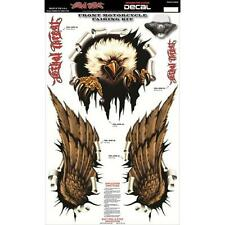 Lethal Threat Sticker Aufkleber Motorrad Harley Chopper Verkleidung Fairing Kit