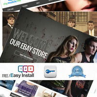 Professional Ebay Storefront and Listing Template, 2017 ebay listing template