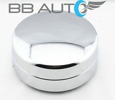 NEW REAR WHEEL CHROME CENTER HUB CAP FOR 2003-2017 DODGE RAM 3500 1-TON DUALLY