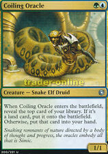 2x Coiling Oracle (Gewundenes Orakel) Conspiracy: Take the Crown Magic