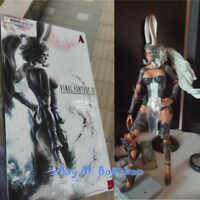Final Fantasy XII Fran Action Figure Play Arts Kai Mdoel FF12 SQUARE ENIX In Box