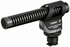 Canon directional stereo microphone DM-100 FOR CANON CAMCORDERS