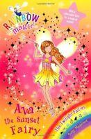 Ava the Sunset Fairy: The Twilight Fairies Book 1 (Rainbow Magic),Daisy Meadows