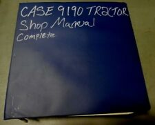 CASE IH 9190 9170 TRACTOR REPAIR SHOP MANUAL SERVICE PARTS BOOK #129