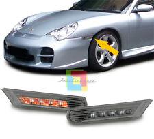 PORSCHE 911 996 + BOXSTER 986 1997-2005 FRECCE LATERALI DESIGN INDICATORI LED